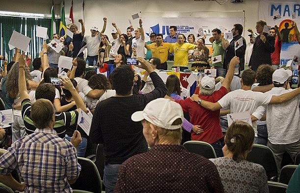 Fundação do Movimiento de Afectados por Represas – MAR